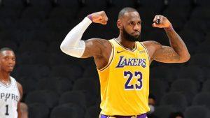 【NBA】半场22分!詹皇秀三分,14中9率队打崩火箭