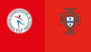 【世预赛】卢森堡vs葡萄牙,葡萄牙攻防两端有压倒性优势!
