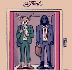 【NBA】合乐地址赛事新闻:总决赛舞台上的新面孔,雄鹿VS太阳!